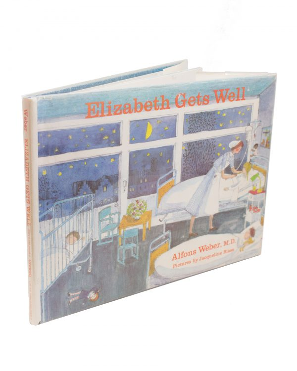 Elizabeth Gets Well Cover Photo