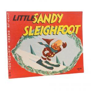Little Sandy Sleighfoot Cover Photo