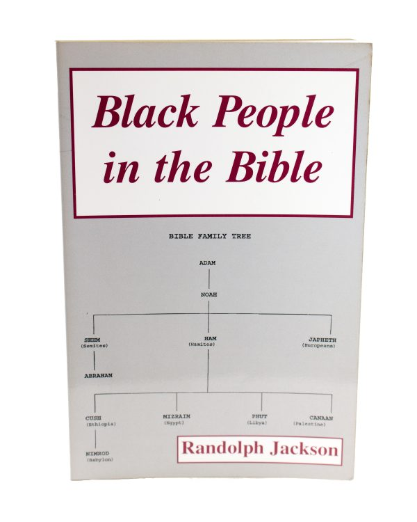 Black People in the Bible Cover Photo
