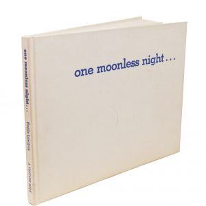 One Moonless Night cover photo